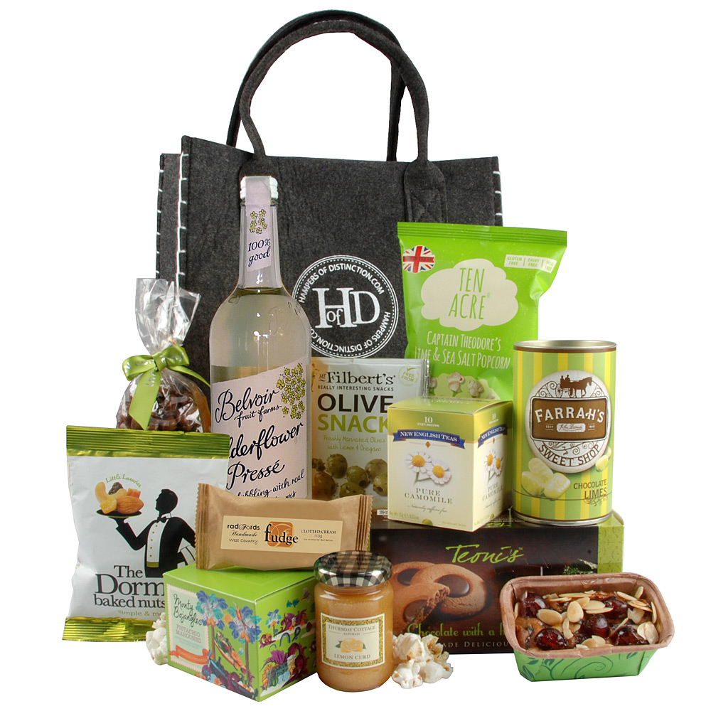 A fabulous treat, this gift bag features a whole host of deluxe items which are sure to delight the lucky recipient.<br /><br />