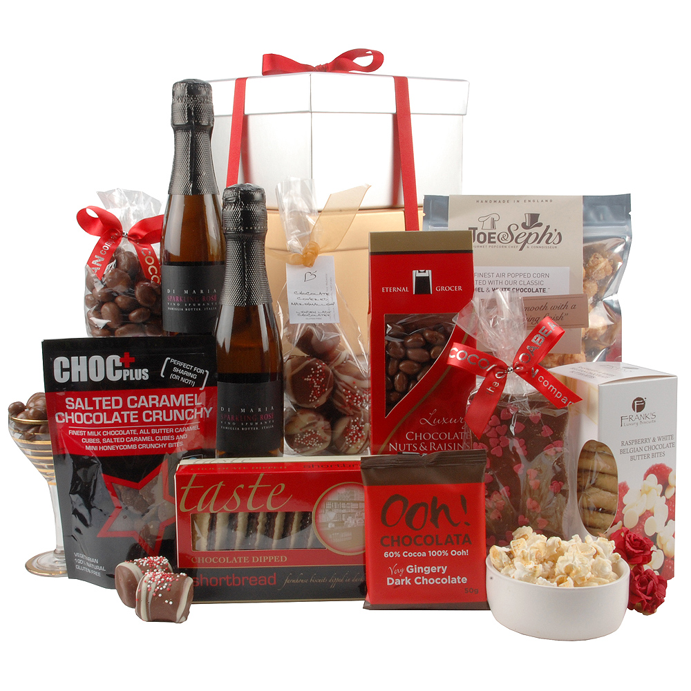 This scrumptious tower of treats is the perfect Mother's Day Gift for your mum to enjoy.