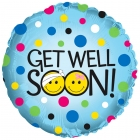 Get Well Smiles Balloon