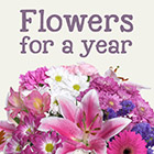 Mother's Day Flowers: Flowers for a Year