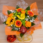 Seville Orange Gift Bag