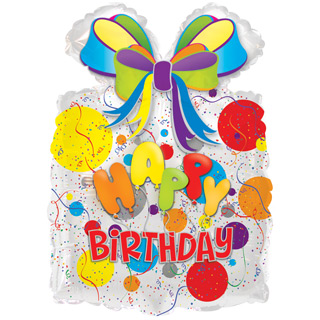Birthday Celebration Balloon