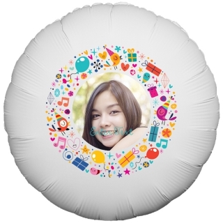 Birthday Illustrations Balloon