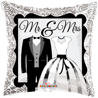 Mr and Mrs Balloon
