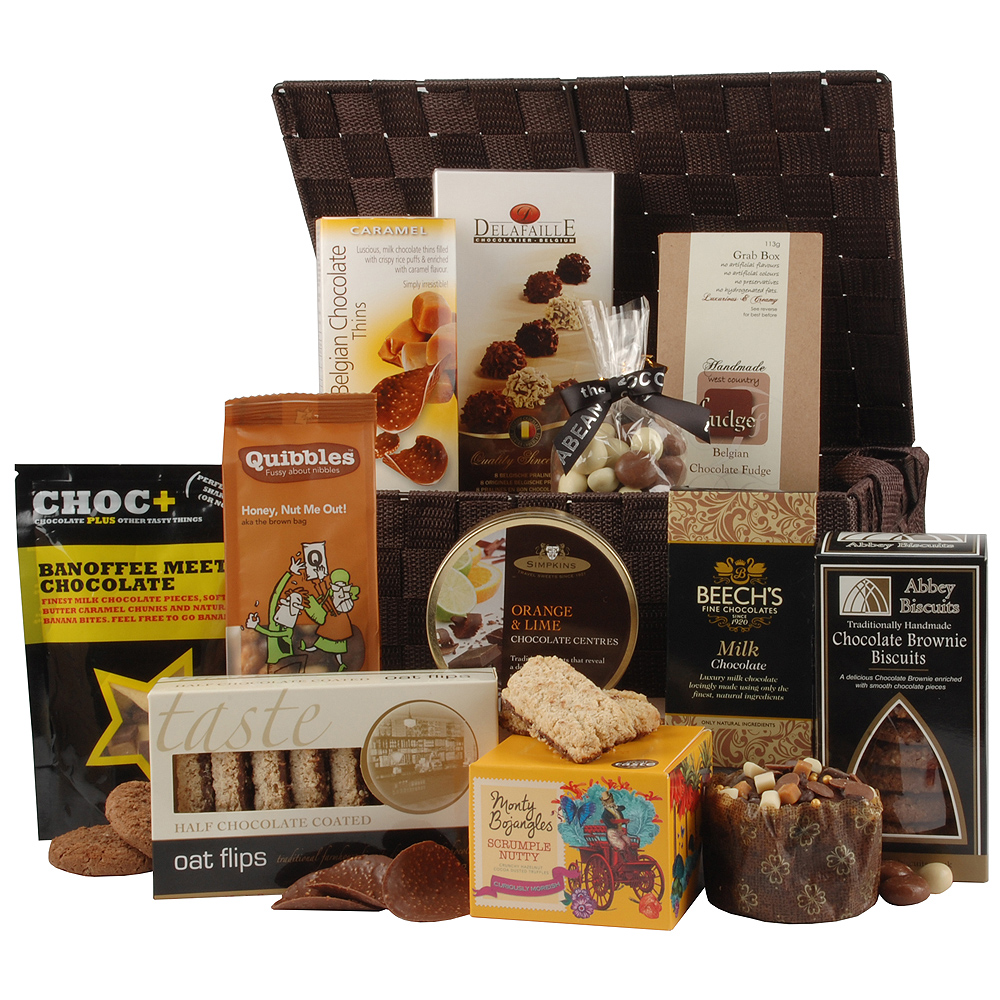 Deluxe Chocolate Feast