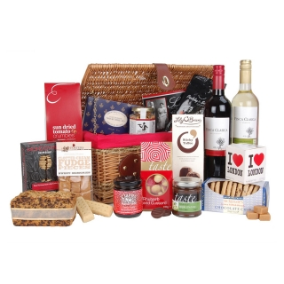 The Indulgence Basket