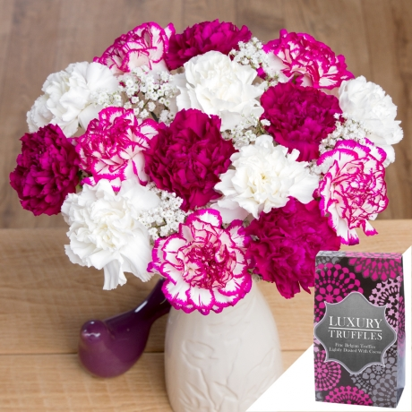 Carnations and Truffles