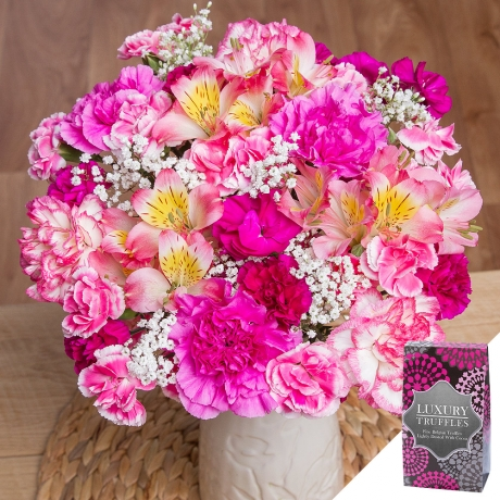 Bunches.co.uk, 488[^]FNMSTG Flowers and Chocolates Gift FNMSTG